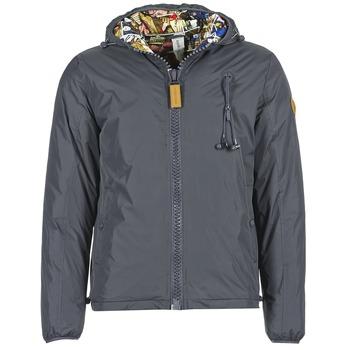 Ruhák Férfi Steppelt kabátok 80DB Original HENDRIX Szürke