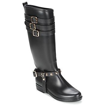 Cipők Női Városi csizmák SuperTrash SAMMY Fekete