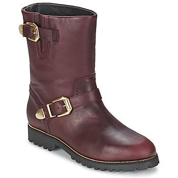 Cipők Női Csizmák SuperTrash MARYLIN Bordó