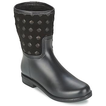 Cipők Női Csizmák SuperTrash SUZY Fekete