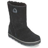 Cipők Női Hótaposók Sorel GLACY Fekete