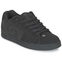 Shoes Férfi Deszkás cipők DC Shoes NET Fekete