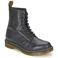 Cipők Női Csizmák Dr Martens PASCAL Fekete