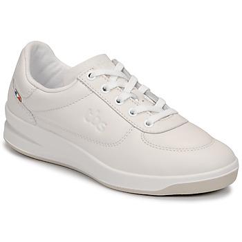 Cipők Női Rövid szárú edzőcipők TBS BRANDY Fehér