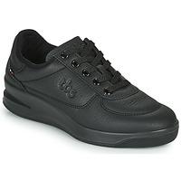 Cipők Női Rövid szárú edzőcipők TBS BRANDY Fekete