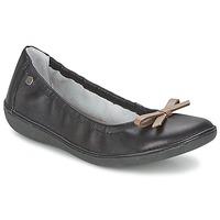 Cipők Női Balerina cipők / babák TBS MACASH Fekete  / Tópszínű