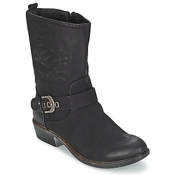 Cipők Női Csizmák Spot on GANIA Fekete