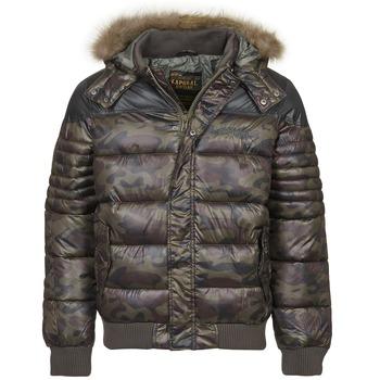 Ruhák Férfi Steppelt kabátok Kaporal CANA Keki