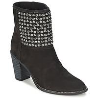 Cipők Női Bokacsizmák Dumond GUOUZI Fekete