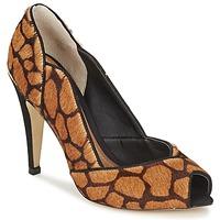 Cipők Női Félcipők Dumond GUATIL Leopárd