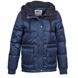 Ruhák Női Parka kabátok Nikita EXPLORING DOWN Kék