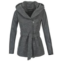Ruhák Női Kabátok Only LISFORD Szürke