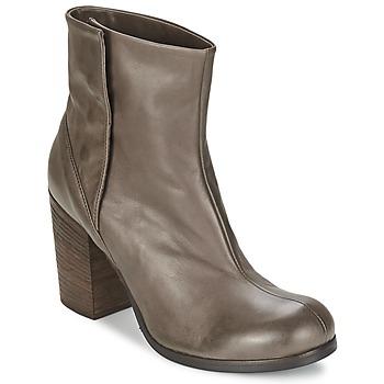 Shoes Női Bokacsizmák JFK CAOBA Tópszínű