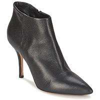 Shoes Női Bokacsizmák JFK LIZARD Fekete