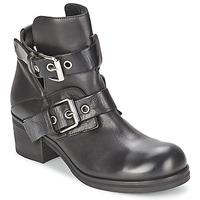 Cipők Női Bokacsizmák Strategia CRECA Fekete