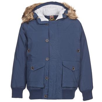 Ruhák Férfi Parka kabátok Timberland Scar Ridge Snorkel Tengerész