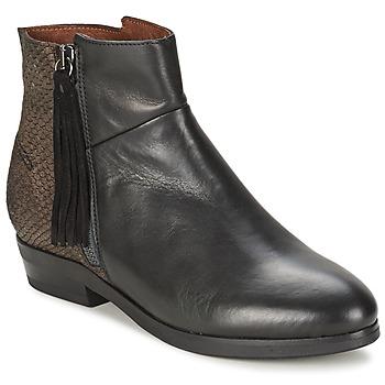 Cipők Női Csizmák Coqueterra PATRICE Fekete