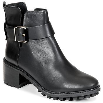 Cipők Női Csizmák Miista GRETA Fekete