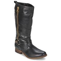 Cipők Női Városi csizmák Nome Footwear SASSIF CASU Fekete