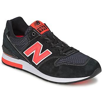 Cipők Rövid szárú edzőcipők New Balance MRL996 Fekete  / Piros