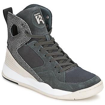 Shoes Női Magas szárú edzőcipők Reebok Classic ALICIA KEYS COURT Szürke / Fehér