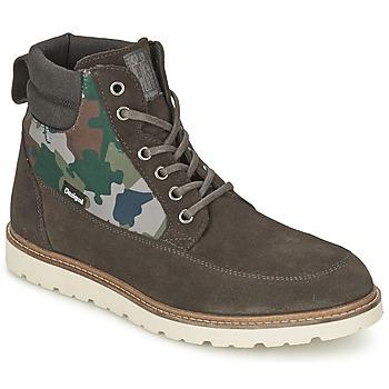 Shoes Férfi Csizmák Desigual CARLOS Antracit
