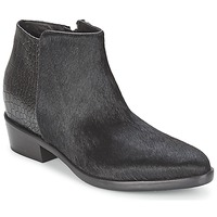 Cipők Női Csizmák Alberto Gozzi PONY NERO Fekete