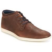 Shoes Férfi Magas szárú edzőcipők Casual Attitude CALER Barna