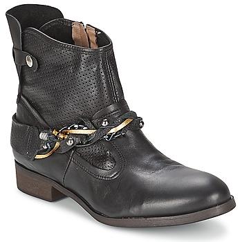 Cipők Női Csizmák Regard SOFAXO Fekete