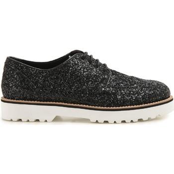 Cipők Női Oxford cipők Hogan HXW2590S112L04B999 nero