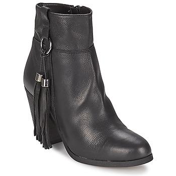 Cipők Női Bokacsizmák Carvela STAN Fekete