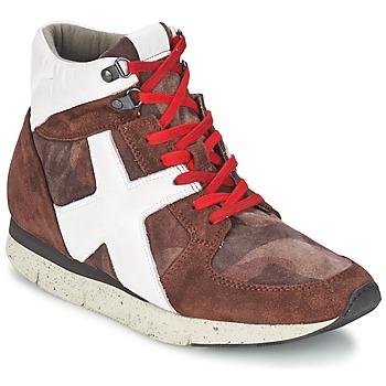 Cipők Női Magas szárú edzőcipők OXS JAZZ Bordó