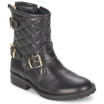 Cipők Lány Csizmák Hip RAVUTE Fekete