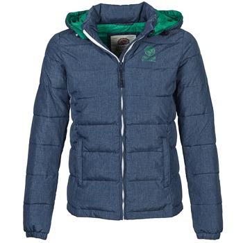 Ruhák Női Steppelt kabátok Franklin & Marshall JKWCA506 Tengerész