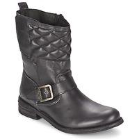 Cipők Női Csizmák Felmini GREDO ELDO Fekete