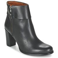 Cipők Női Bokacsizmák Betty London FEJE Fekete