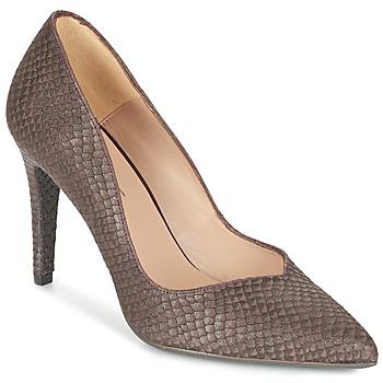 Cipők Női Félcipők Betty London FOZETTE Barna