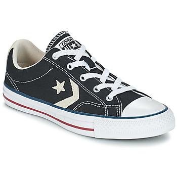 Cipők Rövid szárú edzőcipők Converse STAR PLAYER OX Fekete