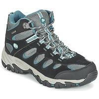 Shoes Női Túracipők Merrell RIDGEPASS MID GTX Szürke