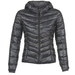 material Női Steppelt kabátok Only Play OLIVIA Fekete