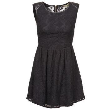 Ruhák Női Rövid ruhák Yumi KIMI Fekete