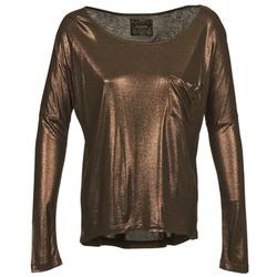 Ruhák Női Hosszú ujjú pólók Chipie NINON Arany