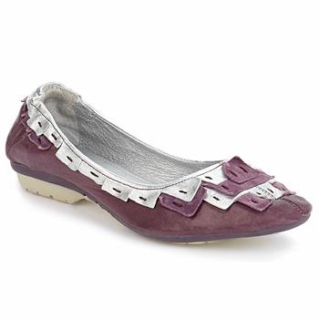 Cipők Női Balerina cipők / babák Pataugas TURNER Lila