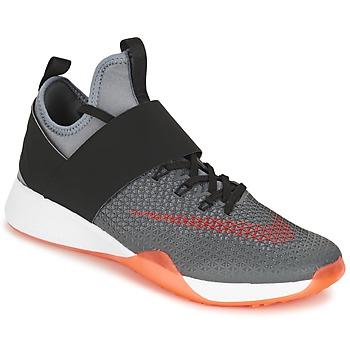 Cipők Női Fitnesz Nike AIR ZOOM STRONG W Szürke / Fekete