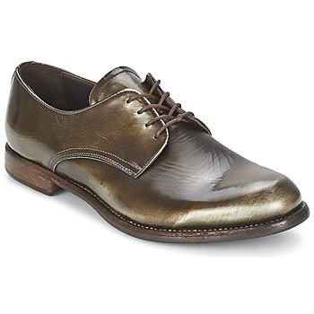 Cipők Női Oxford cipők n.d.c. FULL MOON MIRAGGIO Fekete  / Moiré
