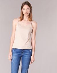 Ruhák Női Trikók / Ujjatlan pólók BOTD FAGALOTTE Bőrszínű