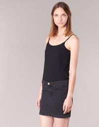 Ruhák Női Trikók / Ujjatlan pólók BOTD FAGALOTTE Fekete