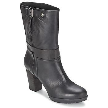Cipők Női Bokacsizmák Janet Sport RELVUNE Fekete