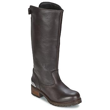 Cipők Női Városi csizmák Love Moschino JA26094 Fekete