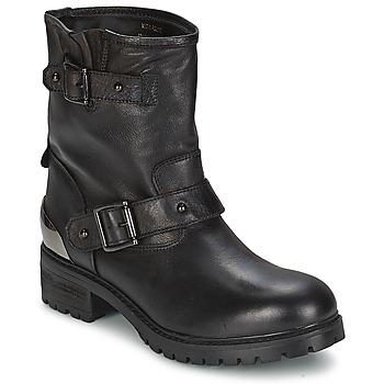Cipők Női Csizmák Love Moschino JA24034 Fekete